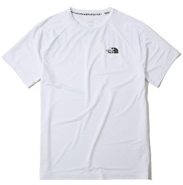 THE NORTH FACE Crew Neck Crew Neck Unisex Plain Short Sleeves Crew Neck T-Shirts 2