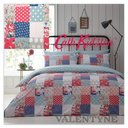 Flower Patterns Dots Pillowcases Comforter Covers