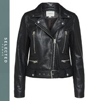 SELECTED Leather Biker Jackets