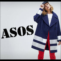 ASOS Stripes Plain Long Coats