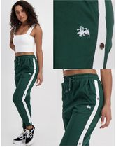 STUSSY Casual Style Street Style Cotton Long Pants