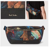 Paul Smith Unisex Canvas Bags