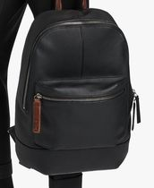Berluti Leather Backpacks