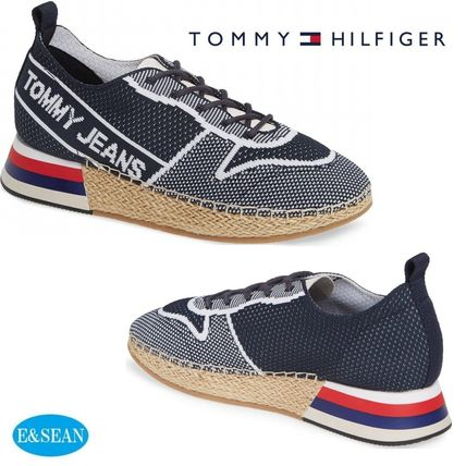 285647b96f0 ... Sneakers 7 Tommy Hilfiger Platform   Wedge Casual Style Platform   Wedge  ...