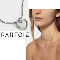 PARFOIS Costume Jewelry Casual Style Necklaces & Pendants