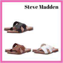 Steve Madden Plain Leather Shoes