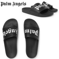 Palm Angels Street Style Shower Shoes Shower Sandals