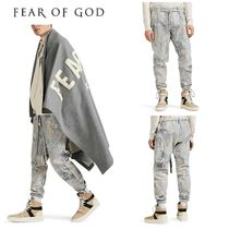 FEAR OF GOD Denim Jeans & Denim