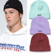 thisisneverthat Street Style Knit Hats