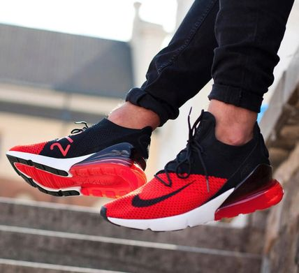 002936a36f7da1 Nike AIR MAX 270 2019 SS Blended Fabrics Street Style Sneakers by ...