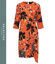 SELECTED Flower Patterns Dresses