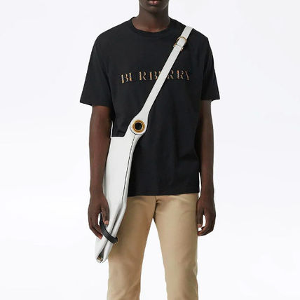 Burberry More T-Shirts Short Sleeves T-Shirts 3