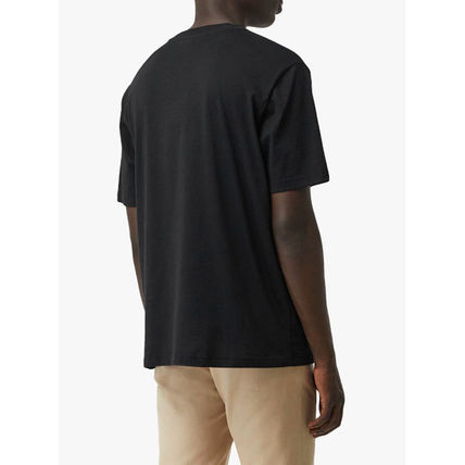 Burberry More T-Shirts Short Sleeves T-Shirts 5