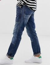 G-Star Tapered Pants Cotton Jeans