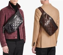 Berluti Leather Messenger & Shoulder Bags