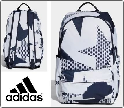 Star Casual Style Backpacks