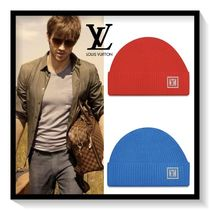 Louis Vuitton Unisex Knit Hats