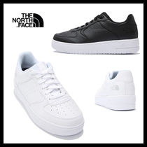 THE NORTH FACE Unisex Street Style Logo Low-Top Sneakers