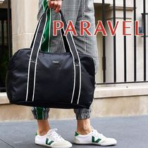PARAVEL Casual Style A4 Plain Totes
