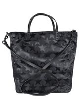 VALENTINO Star Camouflage Unisex Nylon Street Style A4 2WAY Totes