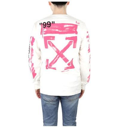 Off-White More T-Shirts Street Style T-Shirts 13