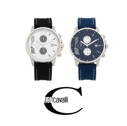 Round Stainless Analog Watches