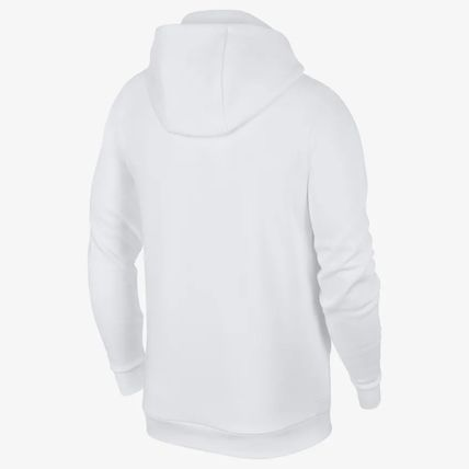 Nike Hoodies Pullovers Unisex Blended Fabrics Collaboration Long Sleeves 2
