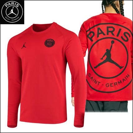 Nike Long Sleeve Street Style Collaboration Long Sleeves Long Sleeve T-Shirts