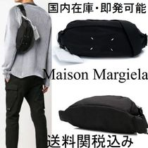 Maison Martin Margiela Unisex Nylon Plain Hip Packs