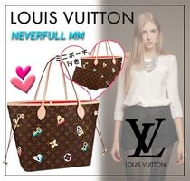Louis Vuitton NEVERFULL Totes