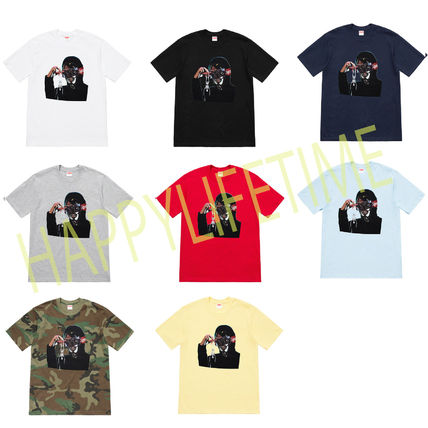Supreme More T-Shirts T-Shirts