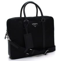 PRADA Nylon A4 2WAY Business & Briefcases