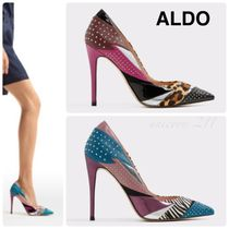 ALDO Zebra Patterns Leopard Patterns Pin Heels Elegant Style