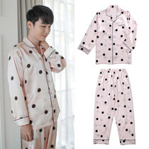 Dots Plain Lounge & Sleepwear