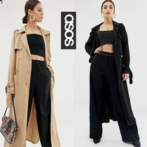 ASOS Long Office Style Trench Coats