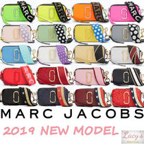 MARC JACOBS Snapshot Casual Style Unisex Street Style Collaboration 2WAY Bi-color