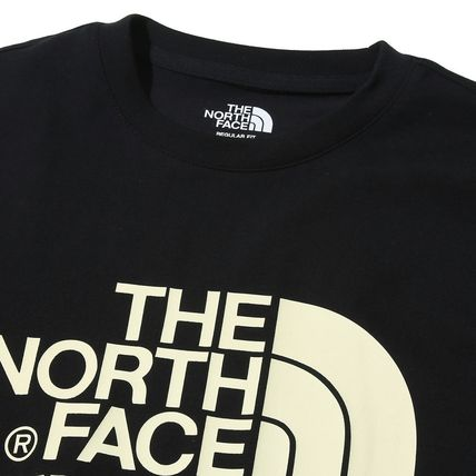 THE NORTH FACE More T-Shirts Unisex Street Style T-Shirts 5