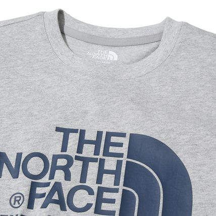 THE NORTH FACE More T-Shirts Unisex Street Style T-Shirts 14