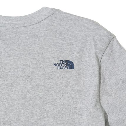 THE NORTH FACE More T-Shirts Unisex Street Style T-Shirts 16