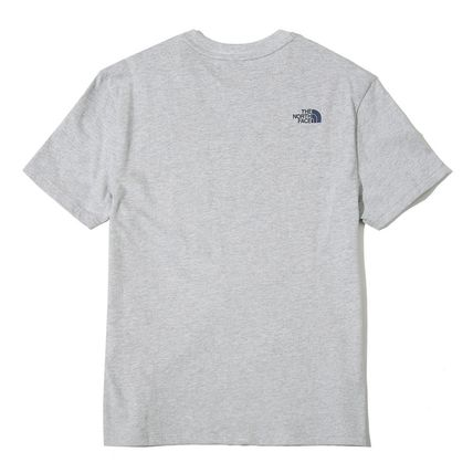 THE NORTH FACE More T-Shirts Unisex Street Style T-Shirts 18