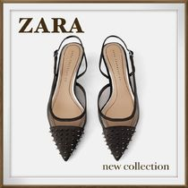 ZARA Leopard Patterns Spawn Skin Elegant Style