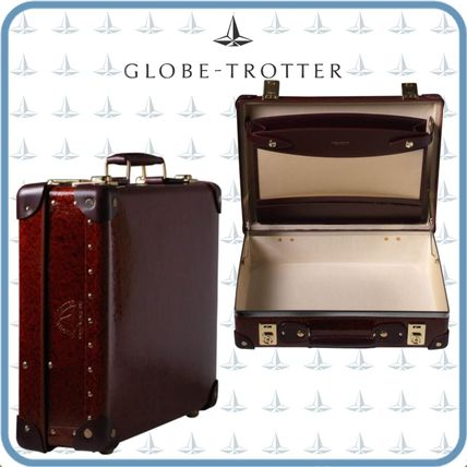 Blended Fabrics A4 Plain Leather Business & Briefcases