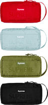 Supreme Unisex Street Style Collaboration Clutches