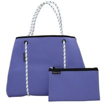 willow bay Casual Style Street Style Bag in Bag A4 Plain Oversized Logo