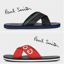 Paul Smith Bi-color Shower Shoes Shower Sandals