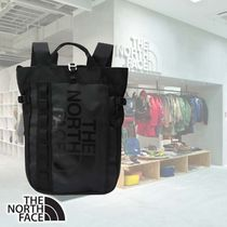 THE NORTH FACE 3WAY Plain Backpacks
