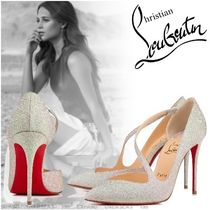 Christian Louboutin Plain High Heel Pumps & Mules