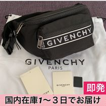 GIVENCHY Nylon Street Style Plain Messenger & Shoulder Bags