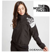 THE NORTH FACE Casual Style Plain Long Outerwear