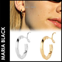 Maria Black Casual Style Earrings & Piercings